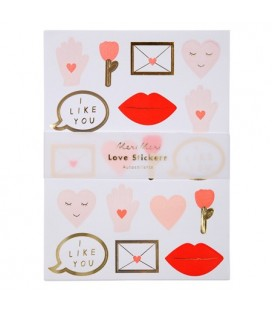 Stickers de la Saint Valentin