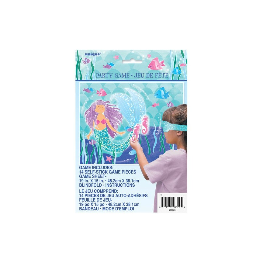 Mermaid Party Game
