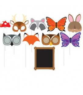 Forest Animal Photo Booth