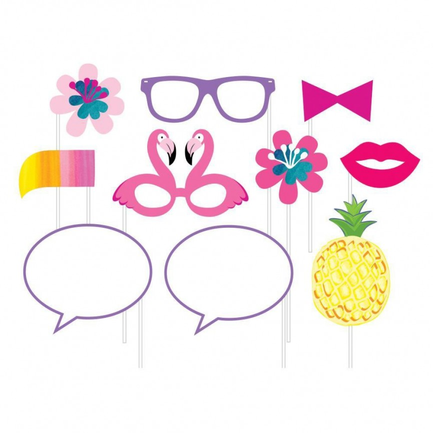 Pineapple Friends Photo Booth
