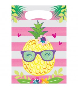 Pineapple Friends Treat Bags