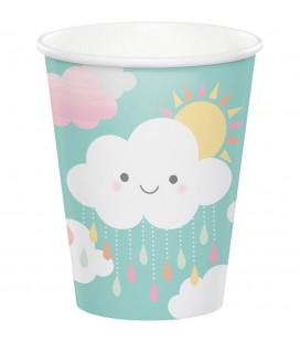 Happy Clouds Cups
