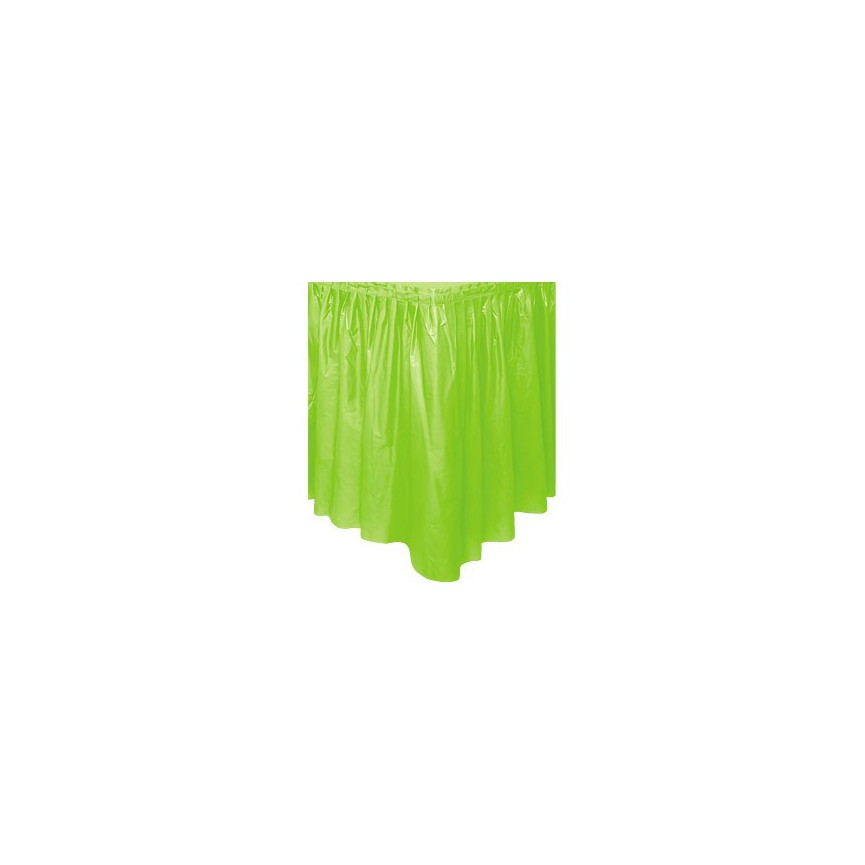 Lime Tableskirt