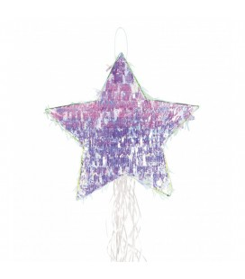 Iridescent Star Pinata