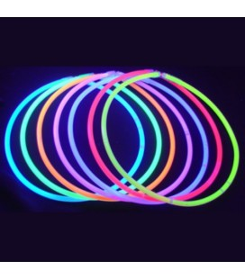 10 Glow Necklaces