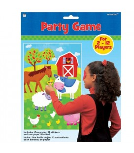 Farm Party Game