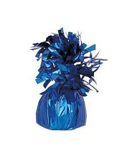 Royal Blue Balloon Weight