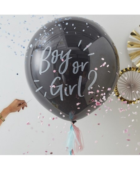 1 Gender Reveal Balloon Kit