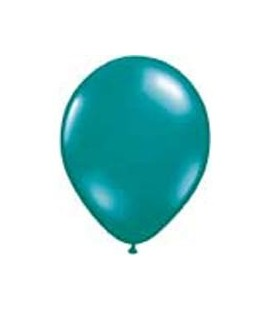 10 Turquoise Balloons