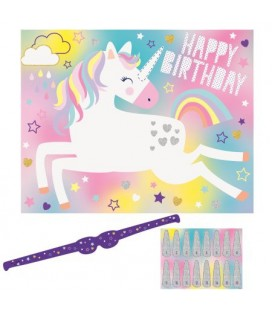 Unicorn Fairies Party Game