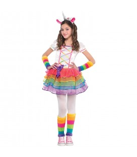 Children's Costume Rainbow Unicorn