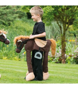 Children's Costume Ride On Pony