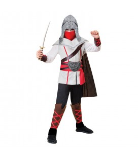 Children's Costume Assassin Ninja
