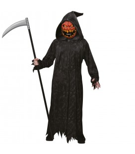 Children's Costume Pumpkin Reaper Boy