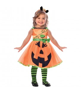 Children's Costume Cute pumpkin