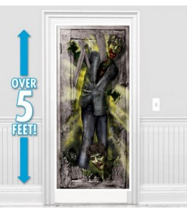 Door Decoration Zombies
