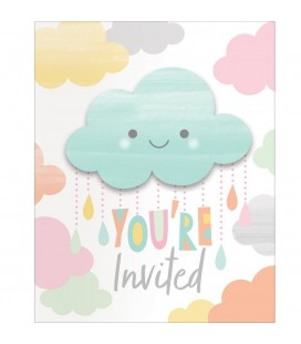 Owl Party Invites
