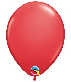Ballon Mini Rouge 13cm