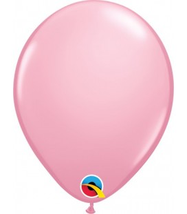 Ballon Mini Rose tendre 13cm