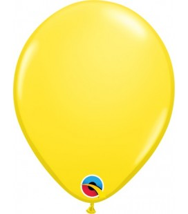 Yellow Mini Balloon 13cm