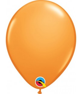 Orange Mini Balloon 13cm