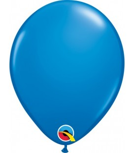 Dark Blue Mini Balloon 13cm