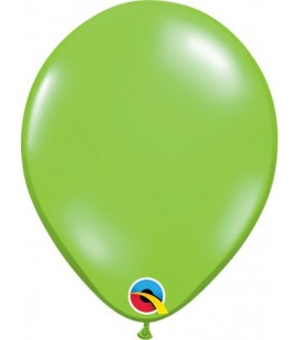 Lime Green Mini Balloon 13cm