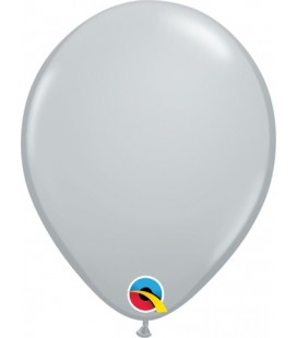 Grey Mini Balloon 13cm