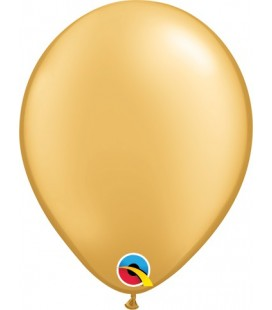 Gold Mini Balloon 13cm