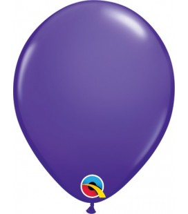 Purple Mini Balloon 13cm