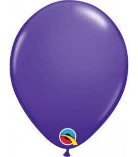 Purple Balloon 28 cm