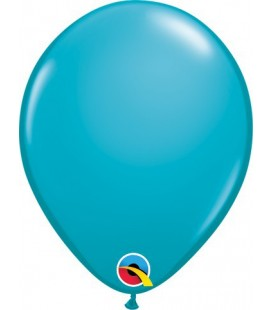 Tropical Teal Balloon 28 cm