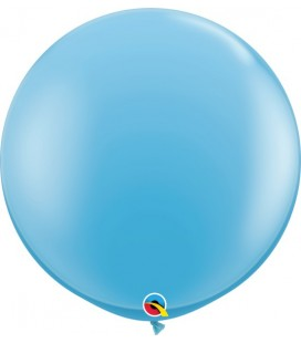 Pale Blue Giant Balloon 90 cm