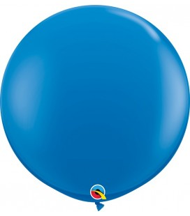 Dark Blue Giant Balloon 90 cm