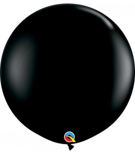 Black Giant Balloon 90 cm