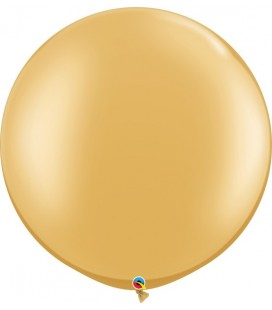 Gold Giant Balloon 90 cm