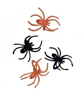 Value Favour Pack Halloween Spiderring