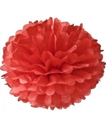 Medium Red Pom Pom