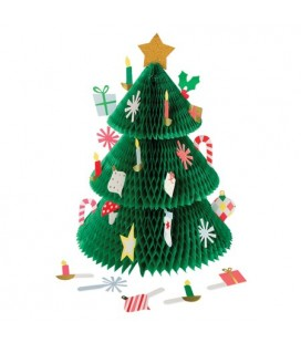 1 Advent Calendar Christmas tree + 24 decorations