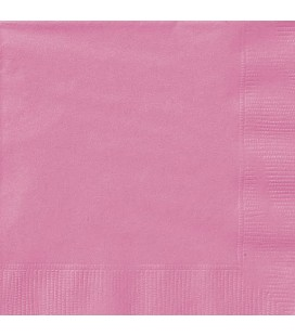 20 Magenta Lunch Napkins