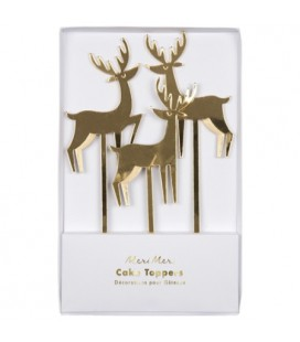 Cake decorations Wintry Enchantment