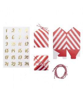 Christmas Advent Box Kit