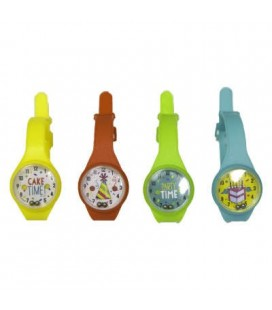 4 Puzzle Watches