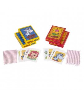 6 Mini Playing Card Games