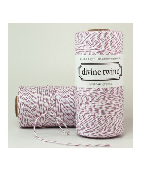 Ficelle Twine Violet