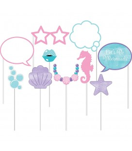 Shimmer Mermaid Photo Booth