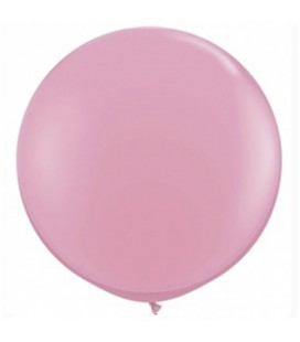 6 Giant Pink Balloons