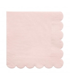 20 Blush Napkins