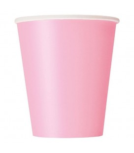 14 Pink Cups