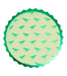 Dinosaur Roar Party Plates